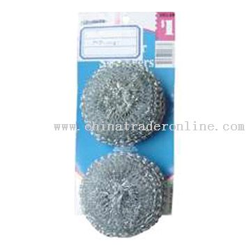 Steel Mesh Scrubbers from China