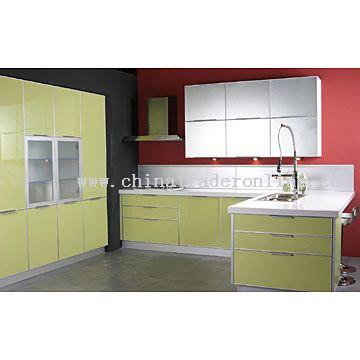 Fashionable Kitchen Cabinet from China