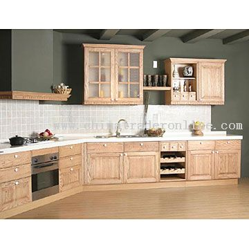 Fashionable Kitchen Cabinet