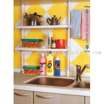 Kitchen Cabinet Storage Shelf From China