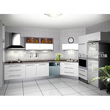 Lacquer Kitchen