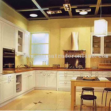 Noble Taste Kitchen Cabinet from China