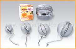 Mesh Tea Ball with Chain