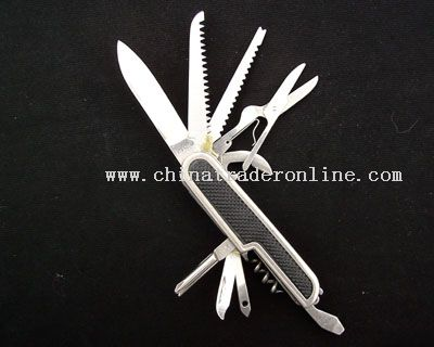 Plastic Handle Multi-functional Kinfe from China