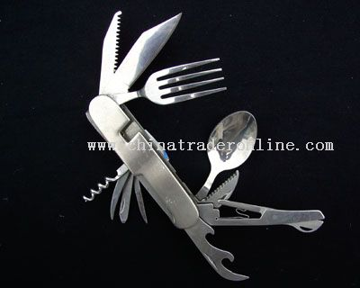 Multi-function cutlery set