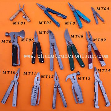 Multifunction Pocket Tools