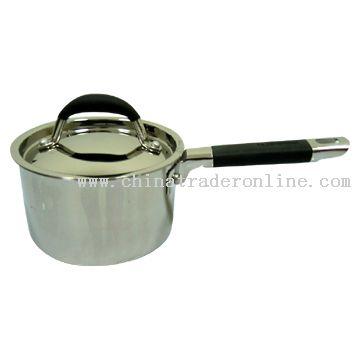 16cm Sauce Pan with Satin Surface