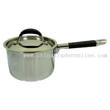 18cm Sauce Pan with Lid and Handle