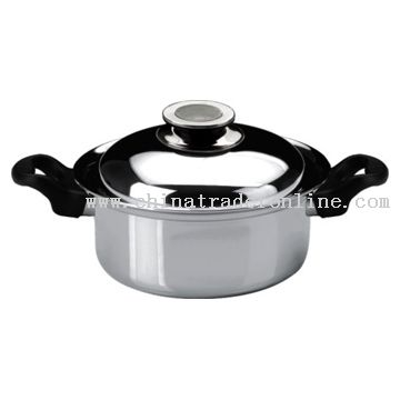 20cm Casserole with Two-Eared Handle