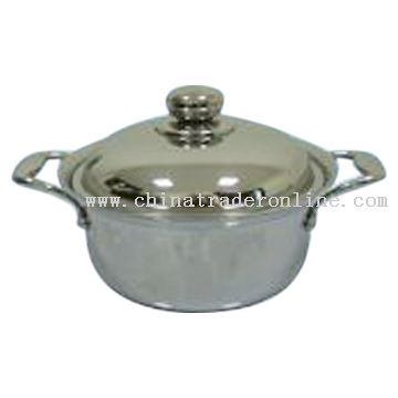 20cm Stainless Steel Sauce Pan