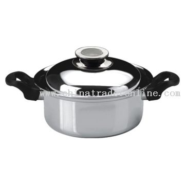24cm Casserole with Two-Eared Handle