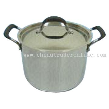 26cm Casserole with Smart Double Silicone Handle