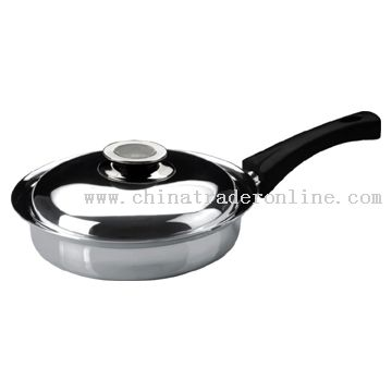 26cm Frying Pan with Thermoscope