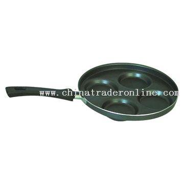 Aluminum Egg Pan