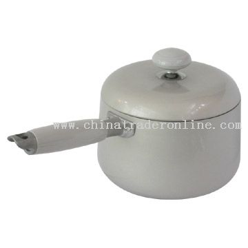Belly Aluminum Saucepan from China