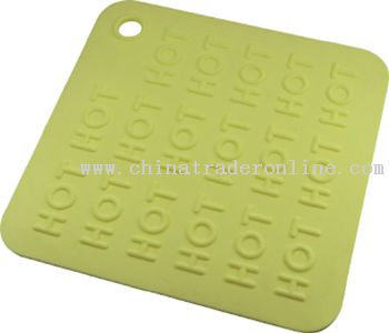 Silicone mat from China
