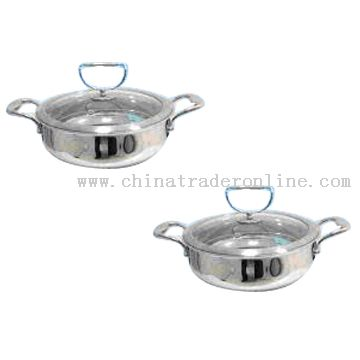 Casserole Pots and Dishes