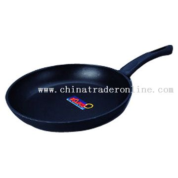 Flat Frying Pan