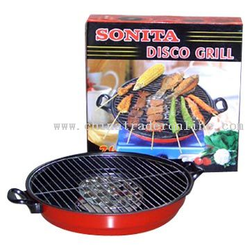 Grill Pan Set from China