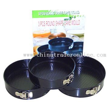 Round Shape Cake Mould