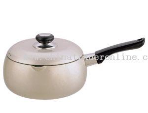 Aluminum Lid Saucepan