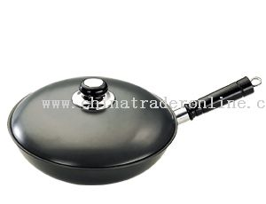 Phenolic Bakelite Handle and Knob Wok