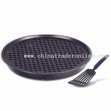Pizza Pan with Thickness of 0.5mm
