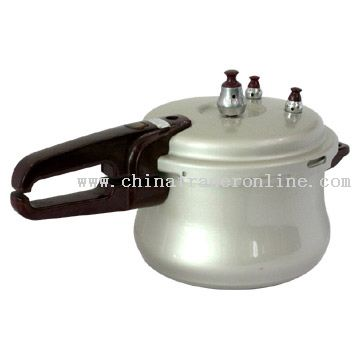 Belly Shape Pressure Cooker