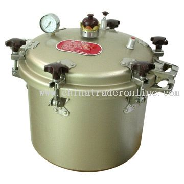 Large-Volume Gland Pressure Cooker