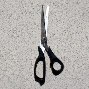 Stylish Cutting Scissors with PP Handles