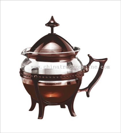 Apollo tea & coffee pot