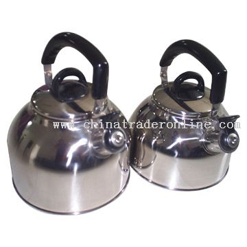 Stainless Steel Pots with Wide Mouth