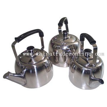 Stainless Steel Welding Pots