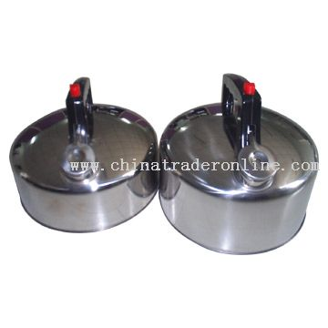 Stainless Steel Whistle Pots