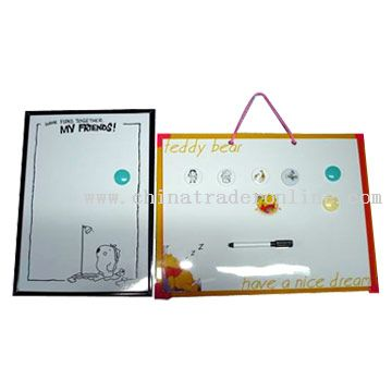 Magnetic Writing and Drawing Board