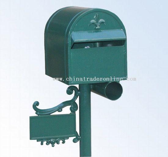 Aluminium Mailbox