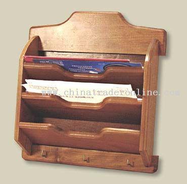 Wooden Letter Shelf (Wall)
