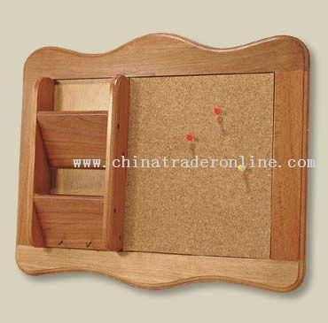 Wooden Message Board