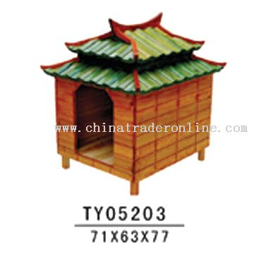 Dog House from China
