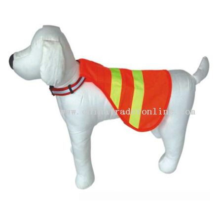 Dog reflective Vest from China