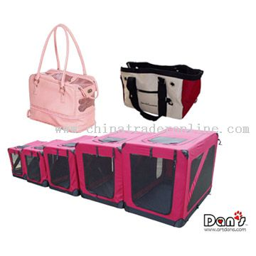 Pet Carriers and Pet Bags