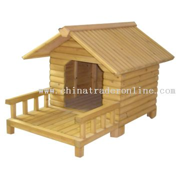 Wooden Pet House from China