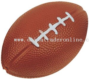 PU American Football from China