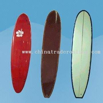 Air Brushed Surf Boards