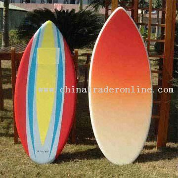 Fiberglass Boards with Polyurethane Foam Core Surfboards