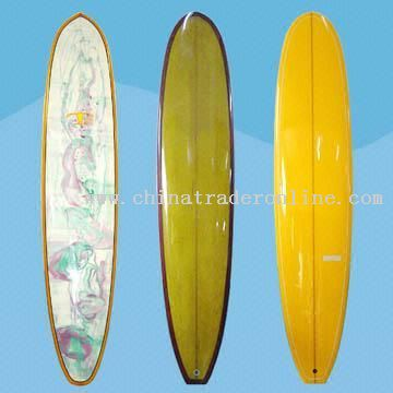 Long Surf Board