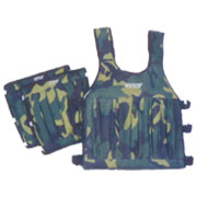 SAND BODY VEST/WRIST WEIGHT