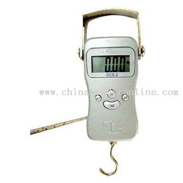 Digital Fishing Scales from China