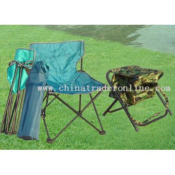 Fishing Chair and Bed from China