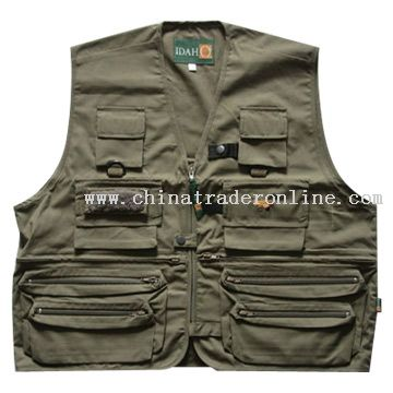 Fishing Vest from China
